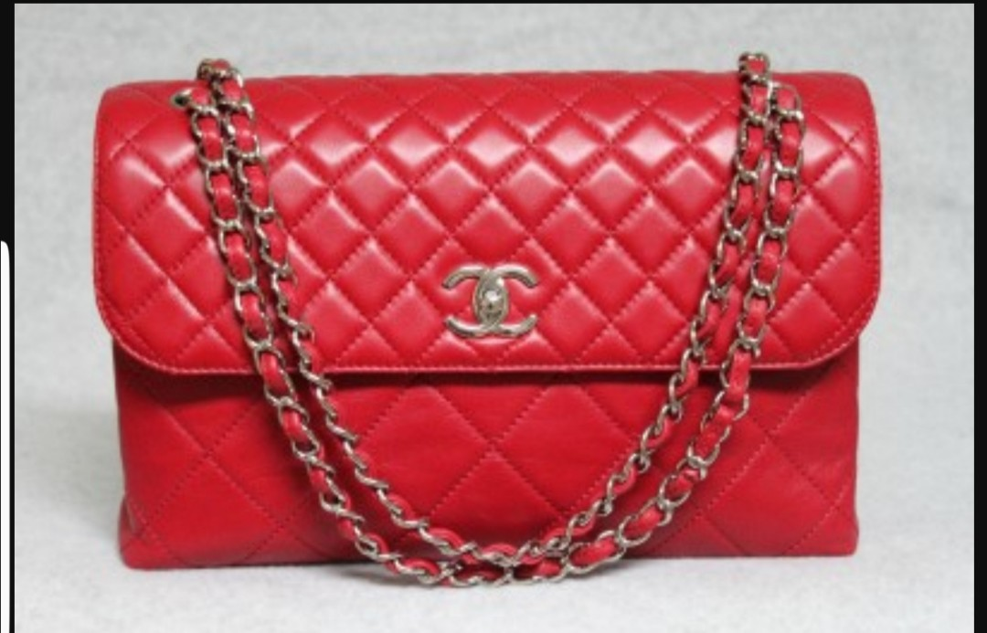 17c458d740db Chanel In Business flap bag