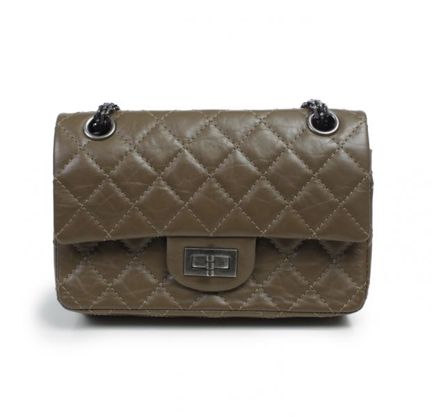 4026acfd2b5a Chanel Reissue Mini 224 size, Luxury, Bags & Wallets on Carousell