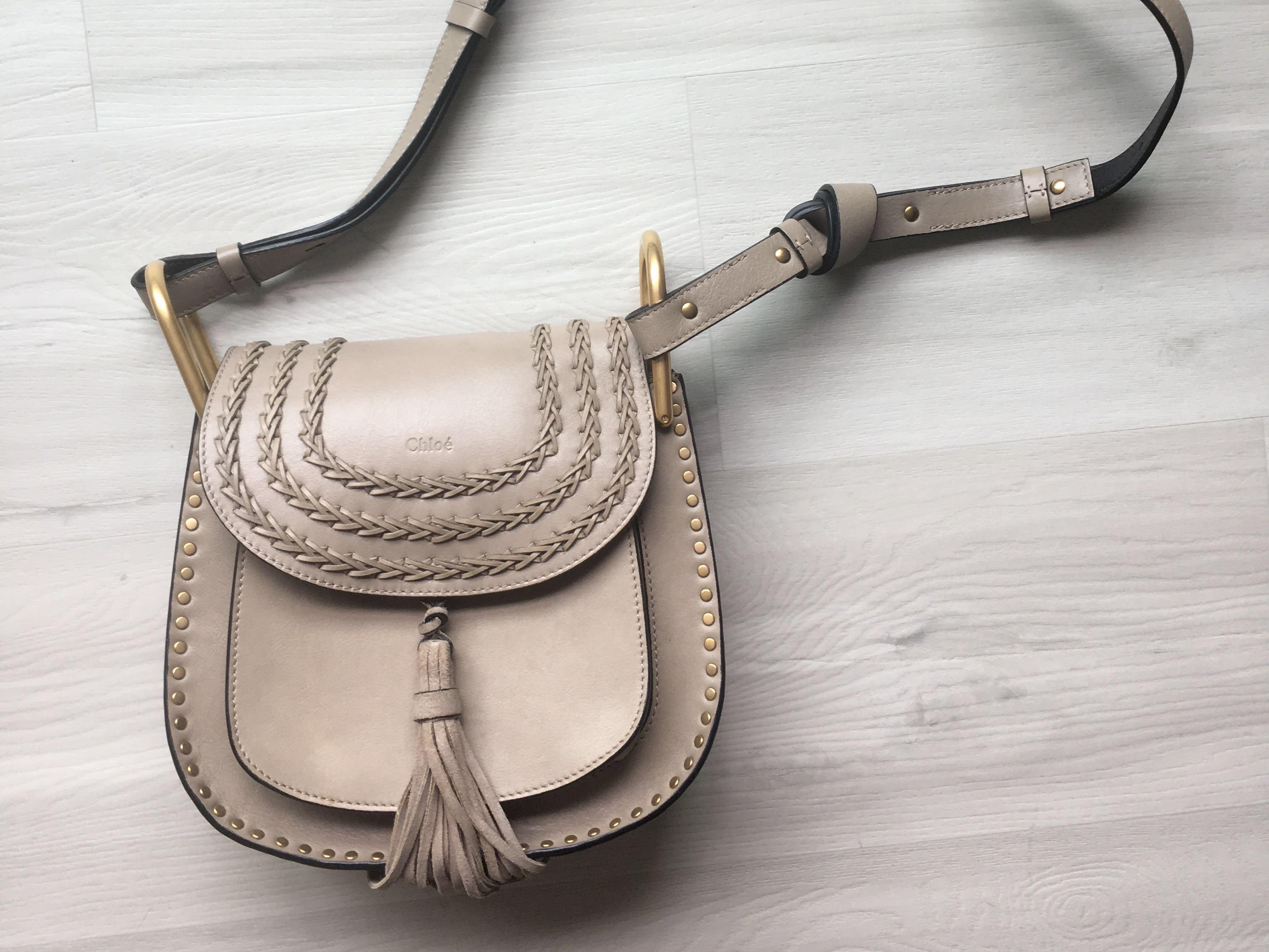 018804b35 Chloe Hudson small bag, Luxury, Bags & Wallets, Handbags on Carousell