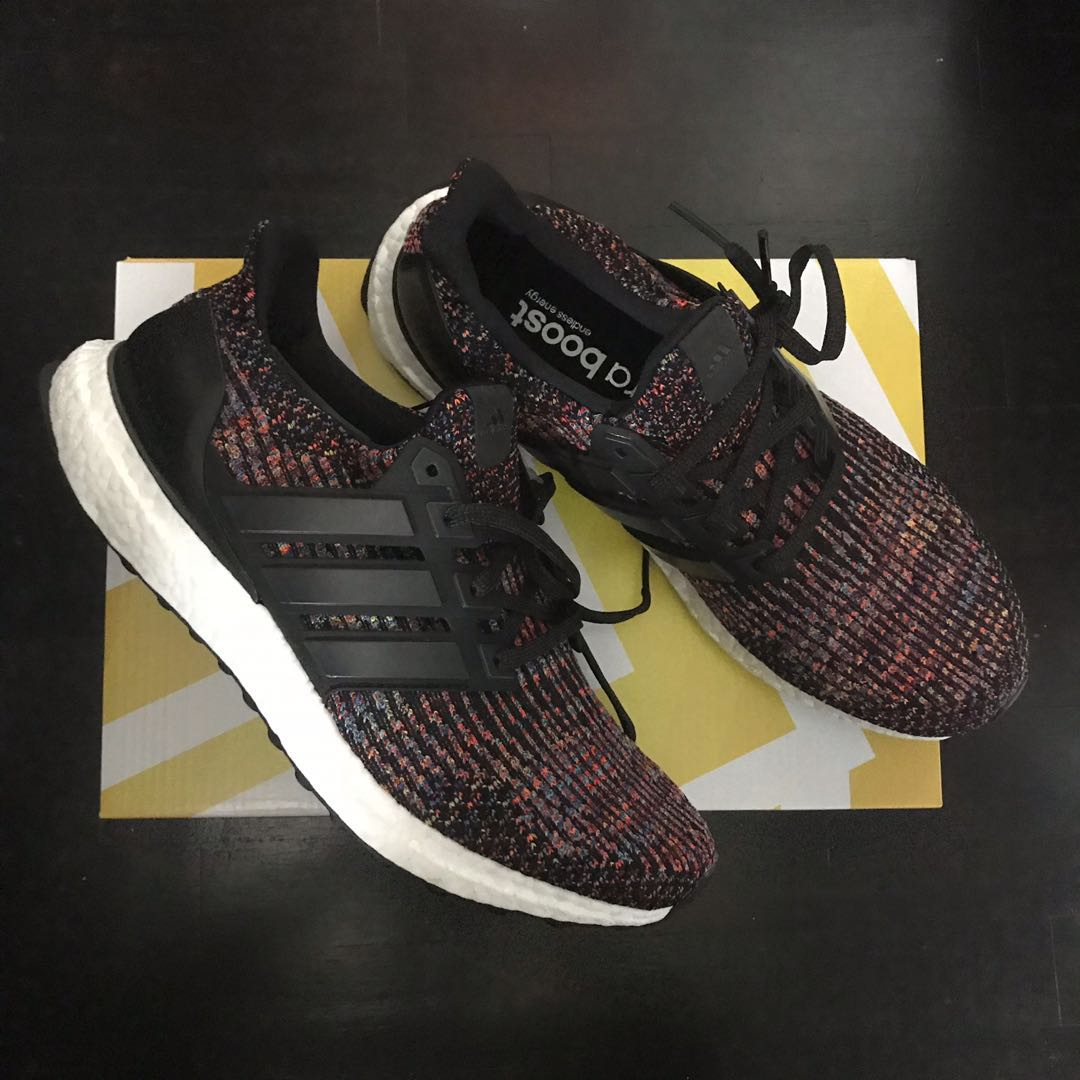 4d198d090503c Clearance - Adidas Ultra Boost 3.0 Multicolor US 8.5