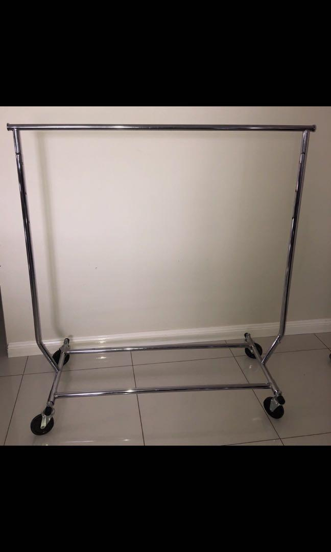 Clothing Racks for Hire - Markets - Fetes - Garage Sale