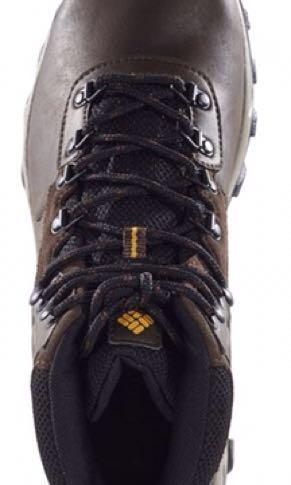 Columbia Mens Newton Ridge Plus Ii Waterproof Hiking Boots Men S Fashion Footwear Boots On Carousell