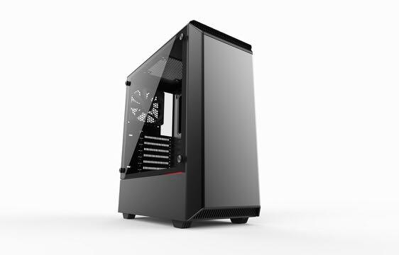 DinoVenator X50 Gaming Desktop with Monitor