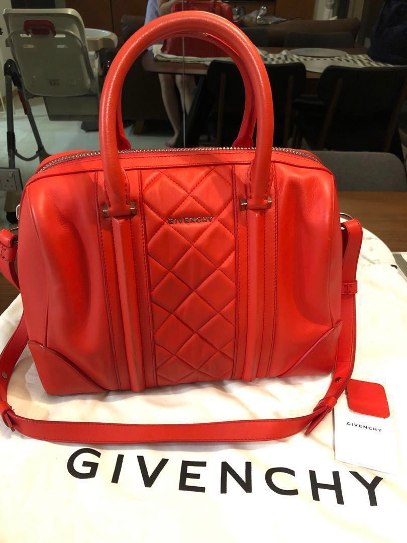 Givenchy Large Lucrezia Quilted Bag 2c49789a2be46