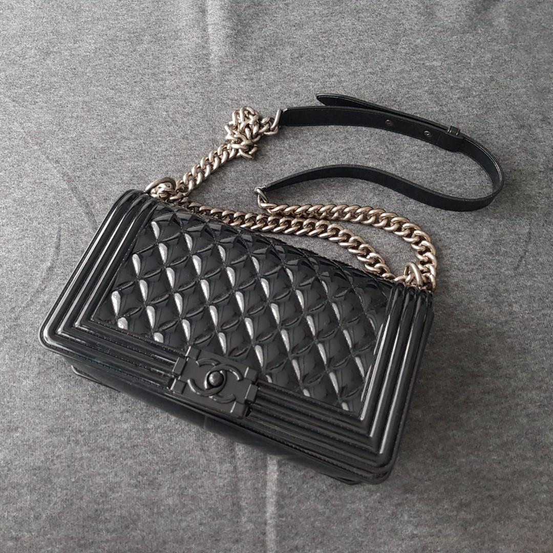 24980a300109de Jelly Boy Bag, Women's Fashion, Bags & Wallets, Sling Bags on Carousell