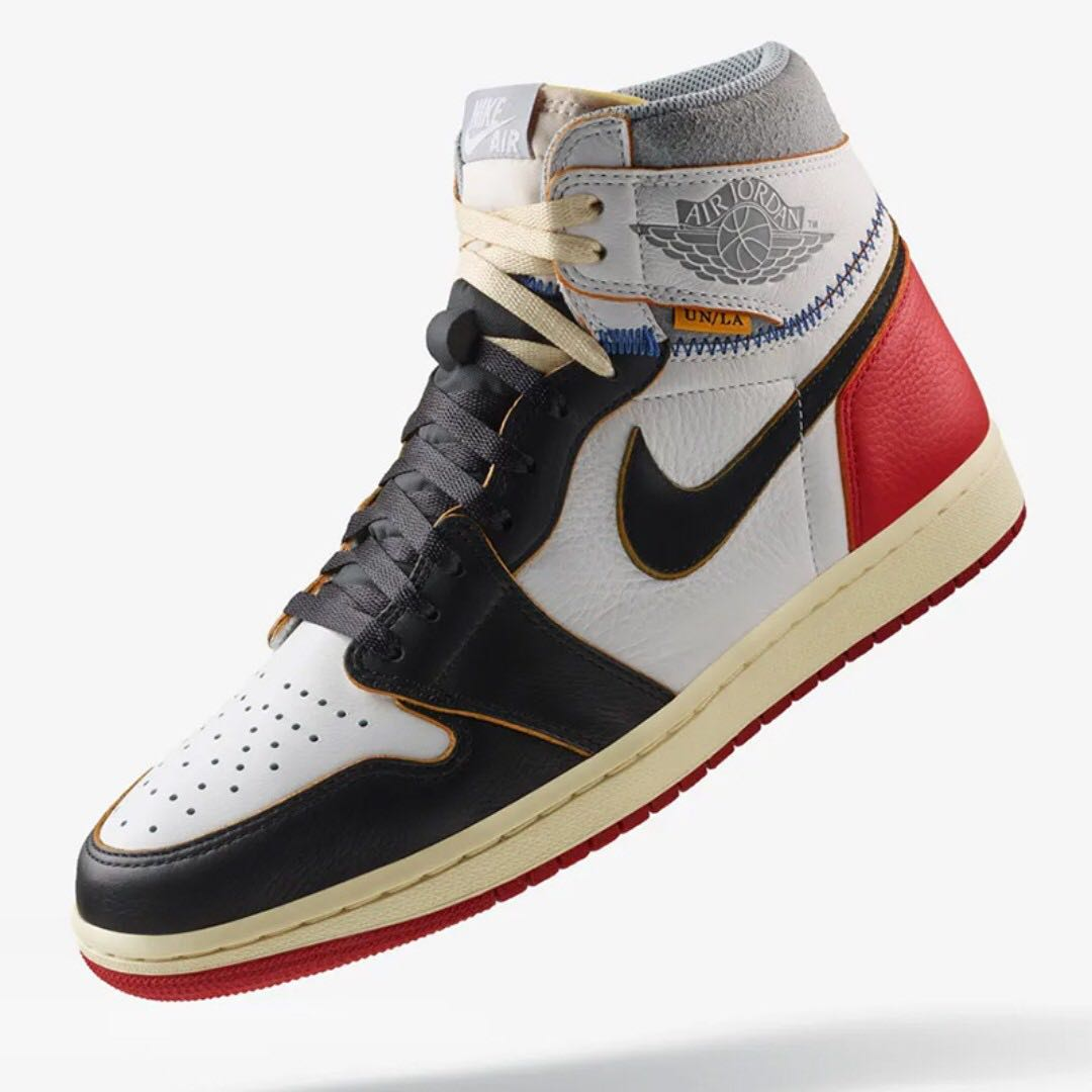 6f1d8fc5dd3227 Jordan 1 Retro High Union Black Toe