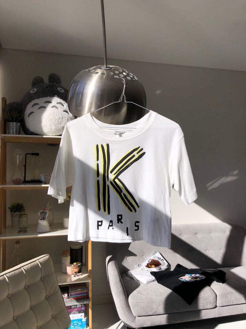 Kenzo Logo Shirt - XS