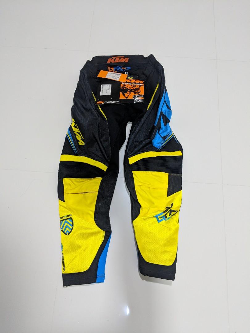 Ktm Powerparts Racing Pants Authentic Size 30