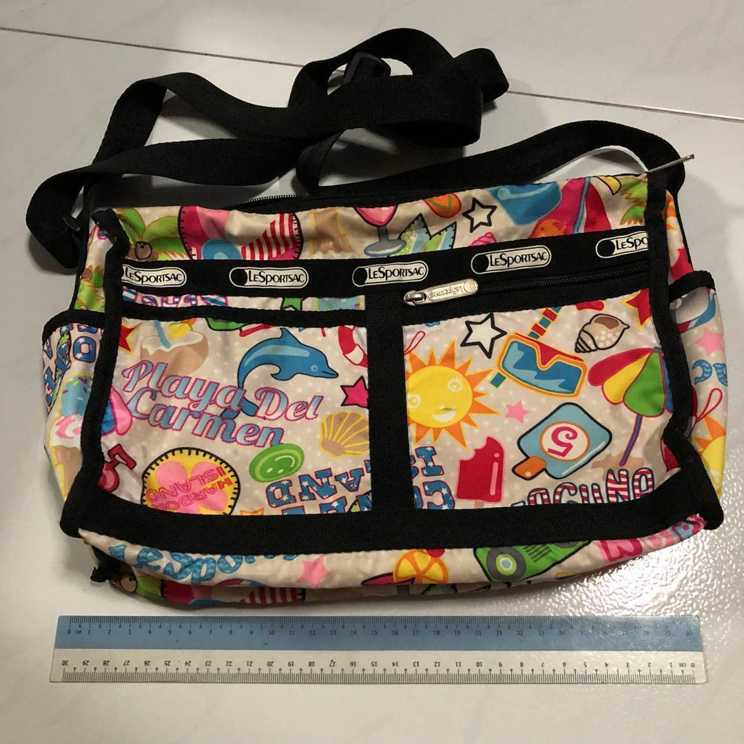 LeSportsac Sling Bag, Women s Fashion, Bags   Wallets, Sling Bags on ... 2dbb52ec43