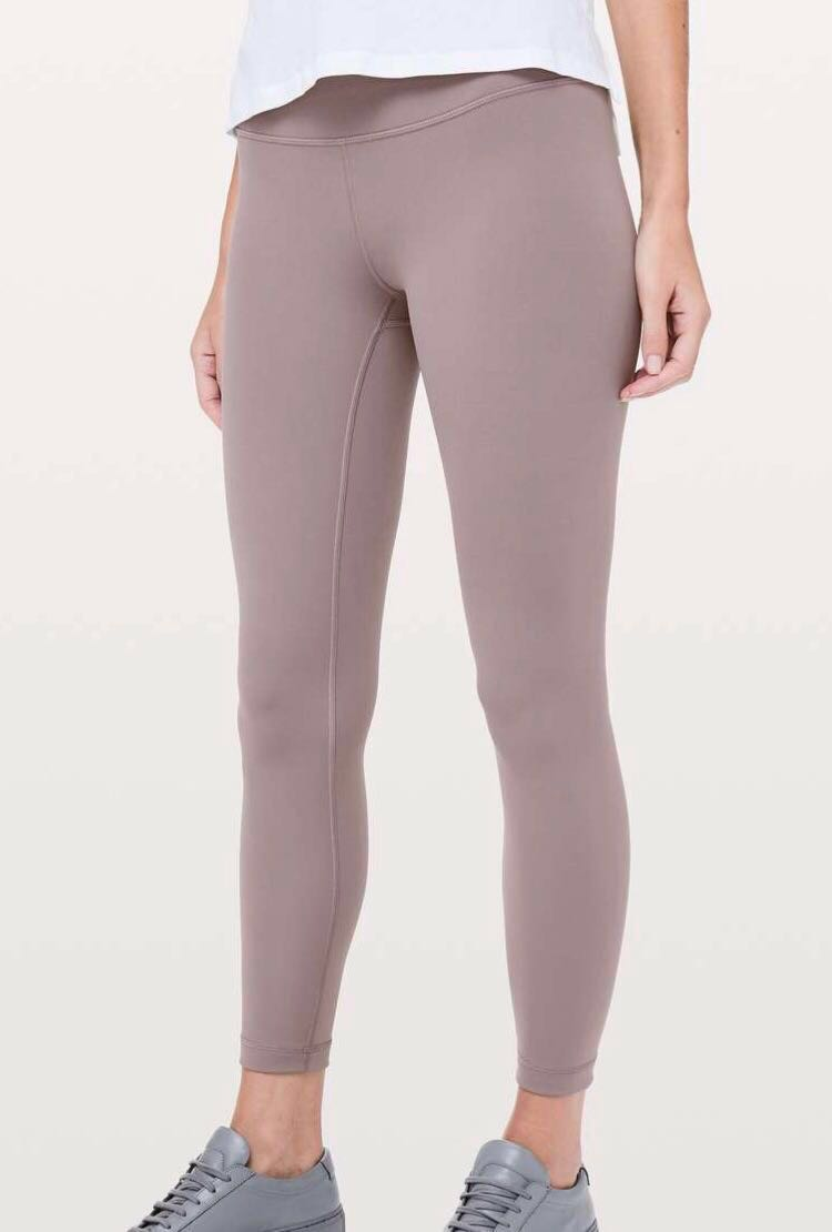 147a32479da4e Lululemon Wunder Under High-Rise 7/8 Tight Full-On Luxtreme 25 ...