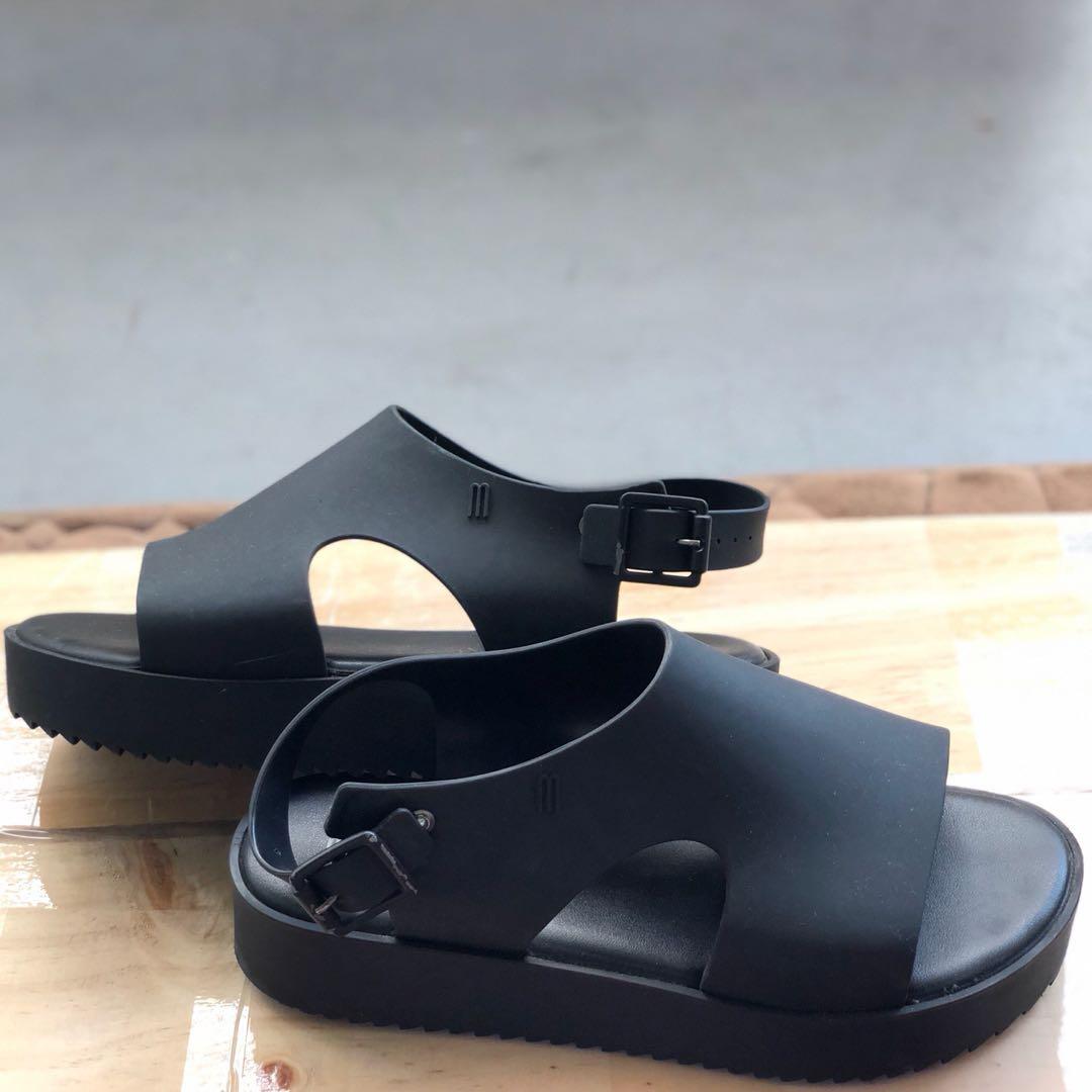 9303343b56e MELISSA - Platform Buckle Sandals
