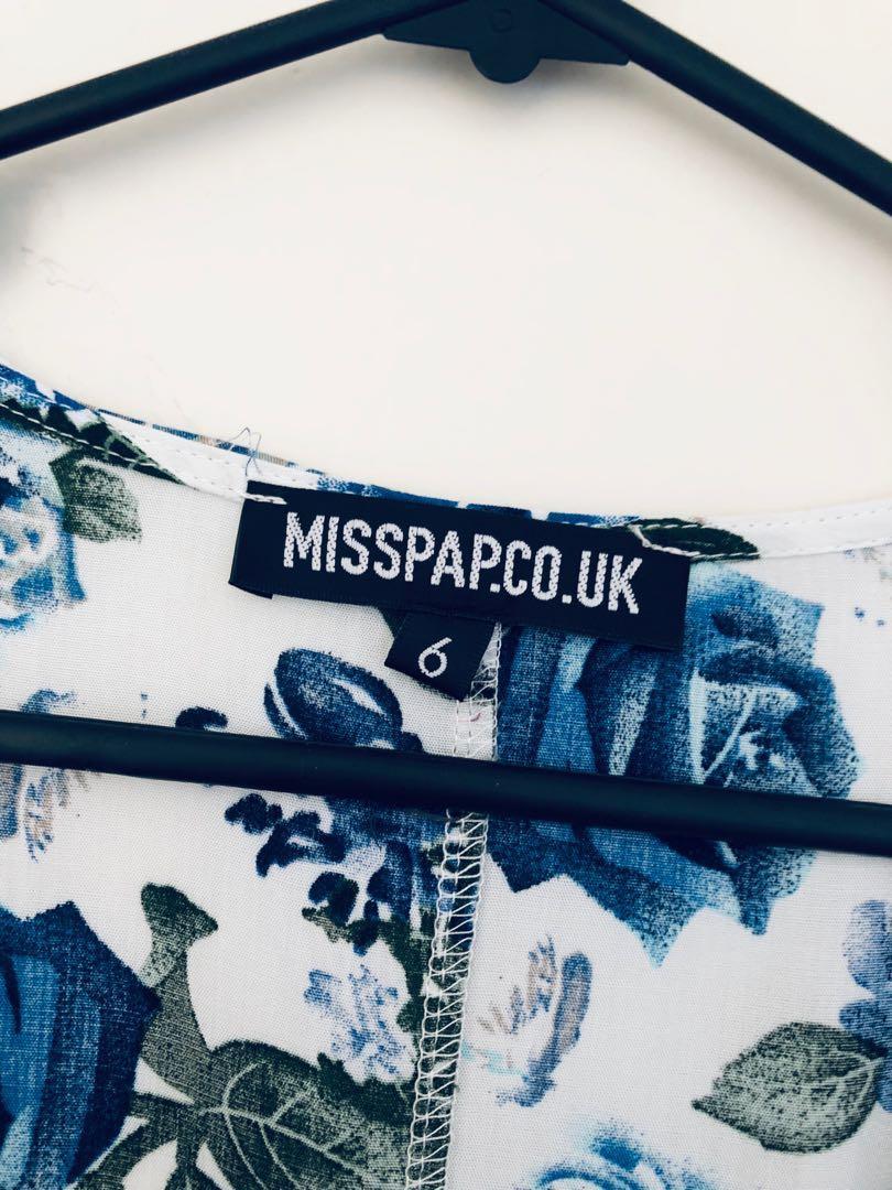 Miss Pap Crop Top