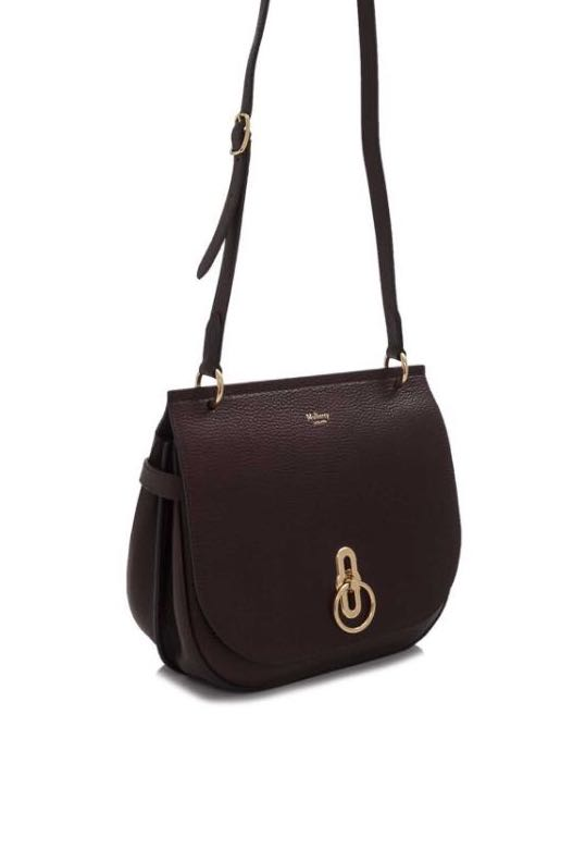 f7392fc34323 Mulberry Amberley Satchel bag