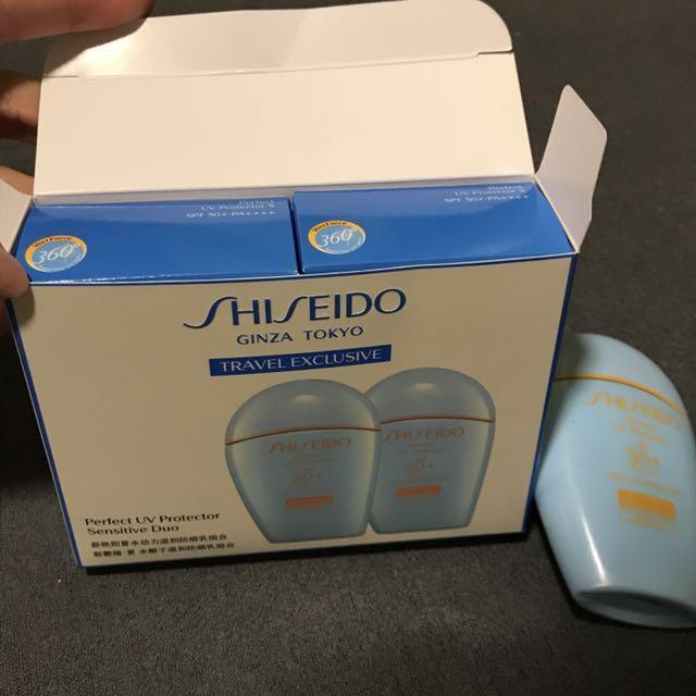(new) SHISEIDO Perfect UV Protector S (Sensitive)
