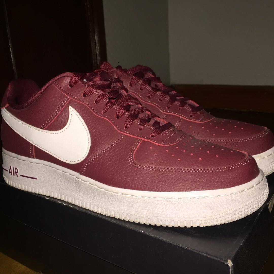 12523ff9dae1 Nike Air Force 1  07 LV8