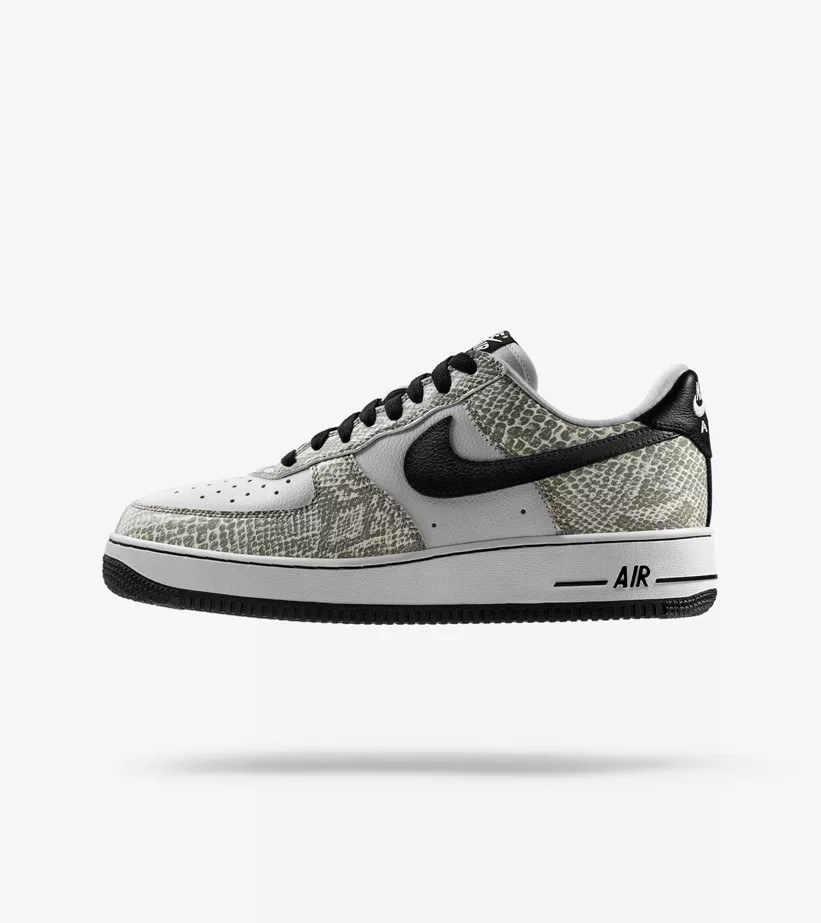los angeles 9f847 bd381 Nike Air Force 1 COCOA SNAKE AF1 Atmos 845053-104, Men's Fashion ...