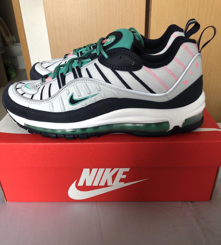 Nike Shoes | Air Max 98 Miami South Beach Tidal Wave | Poshmark