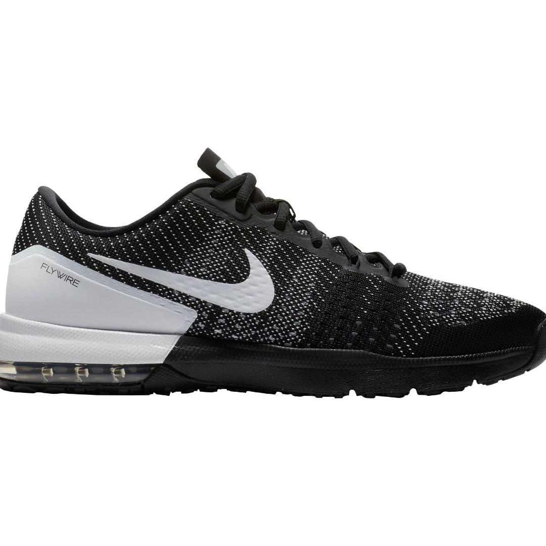 nike air max flywire black