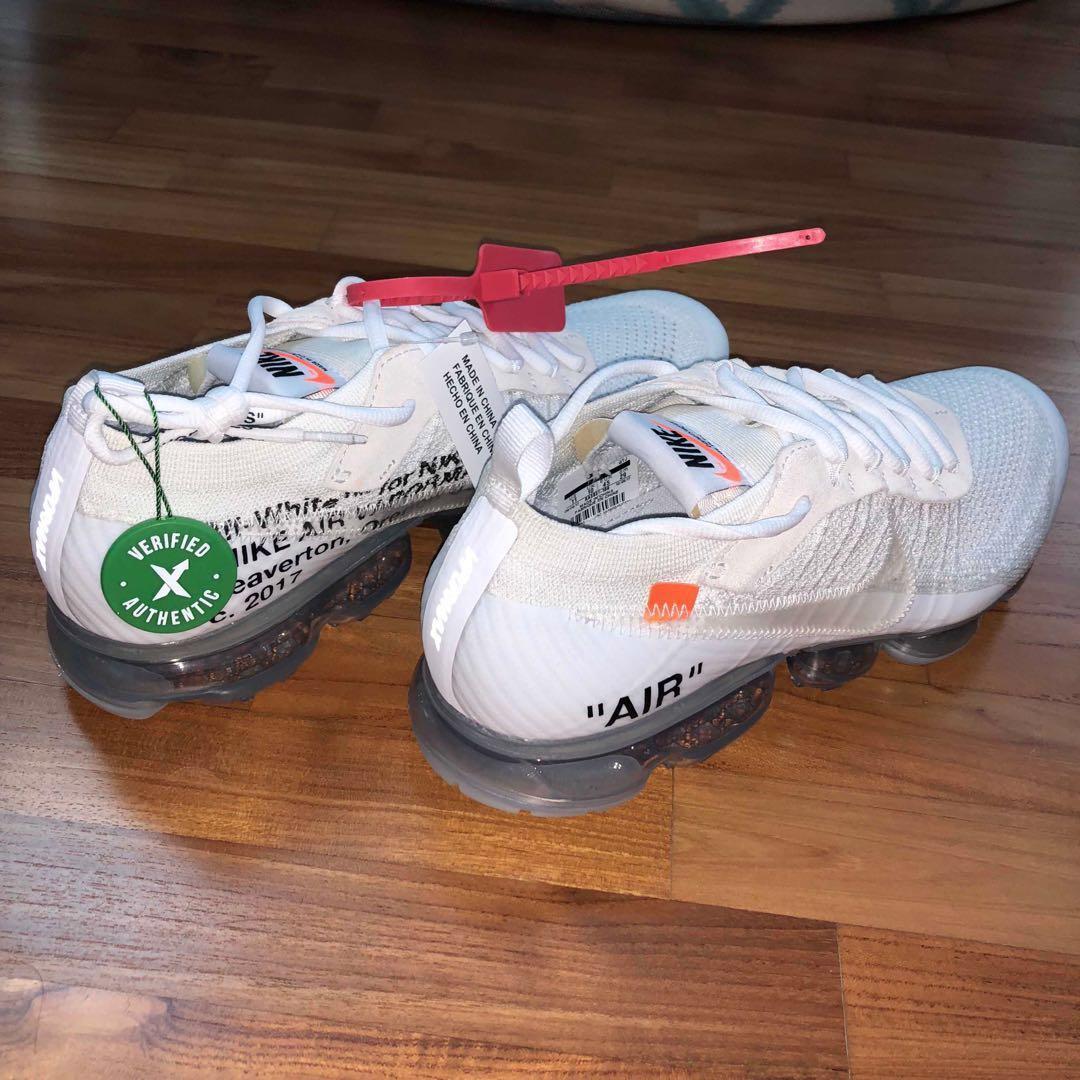 Nike x Off-White Vapormax