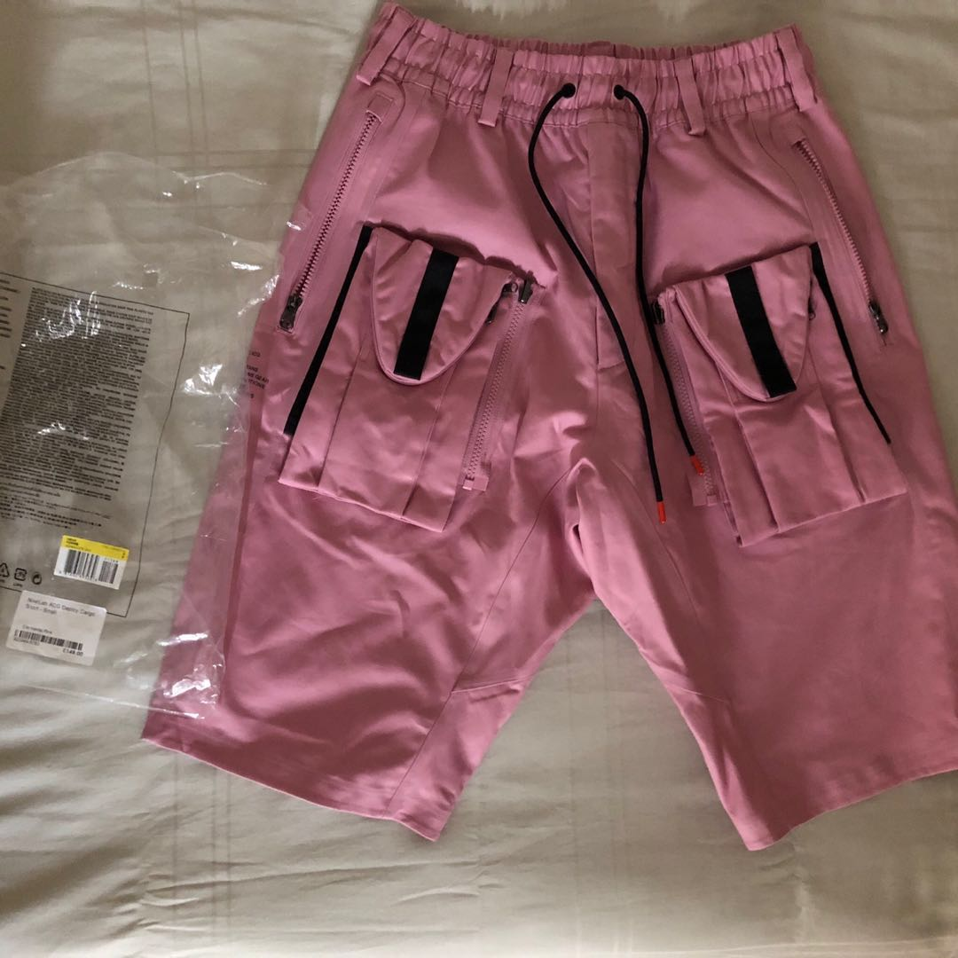 1288a4a24c NIKELAB ACG DEPLOY SHORTS (ELEMENTAL PINK), Men's Fashion, Clothes ...