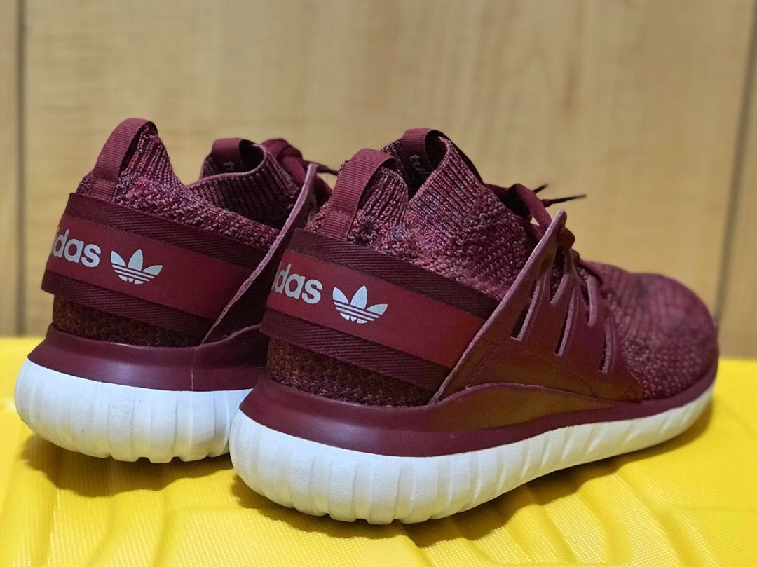 3f7bb4ffb3034 PRELOVED ADIDAS TUBULAR NOVA PK ORIGINALS RUNNING SHOES, Men's ...