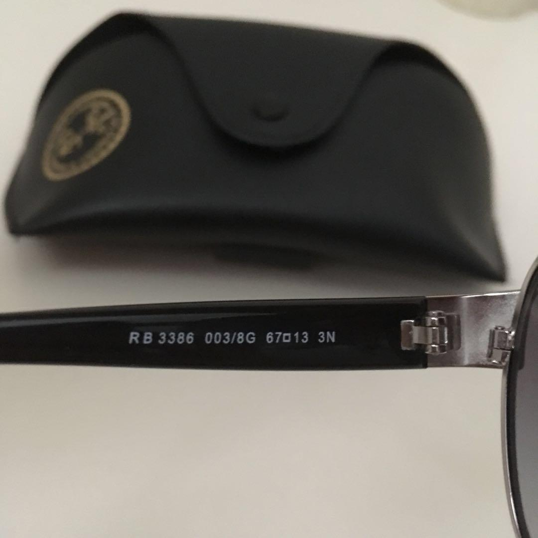 Ray Ban RB3386 Sunglasses
