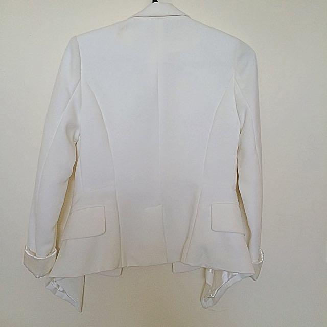 Sheike Cream Jacket