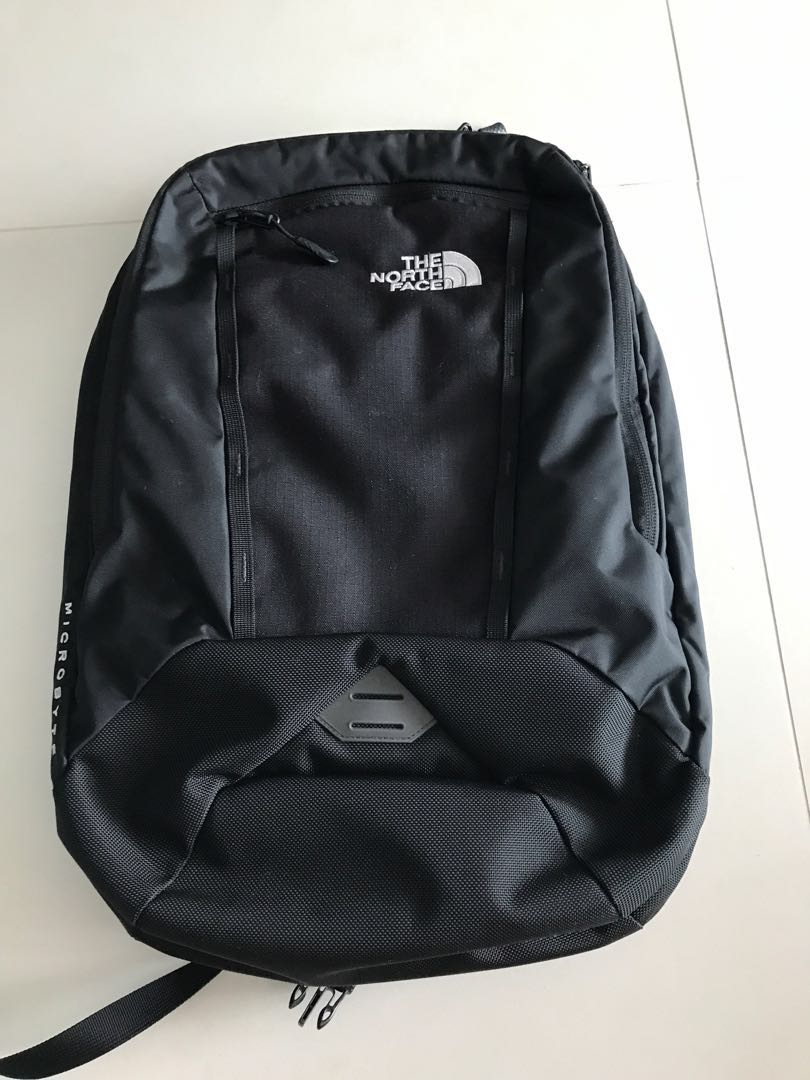 c8b0d4bb4 The North Face Microbyte Backpack, Men's Fashion, Bags & Wallets ...
