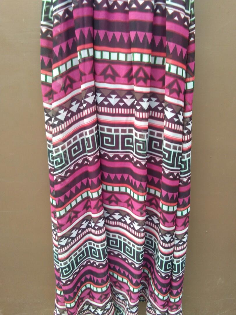 Trible dress