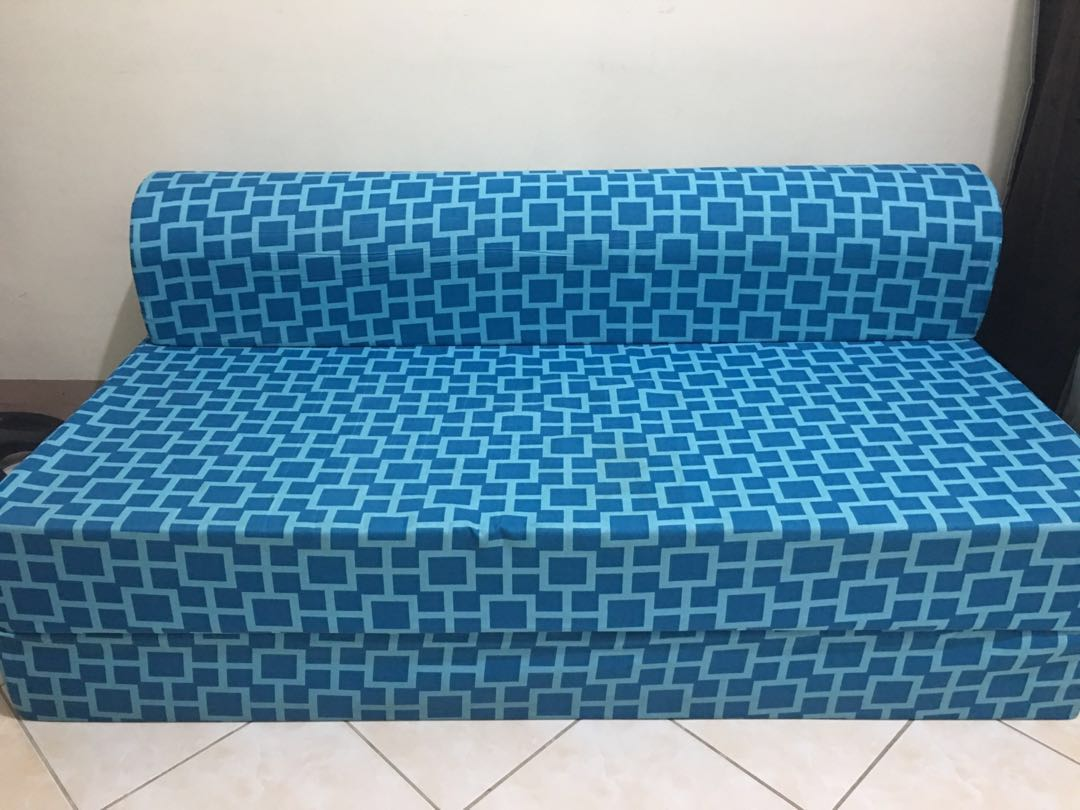 Uratex Sofa Bed Double Home Furniture On Carousell