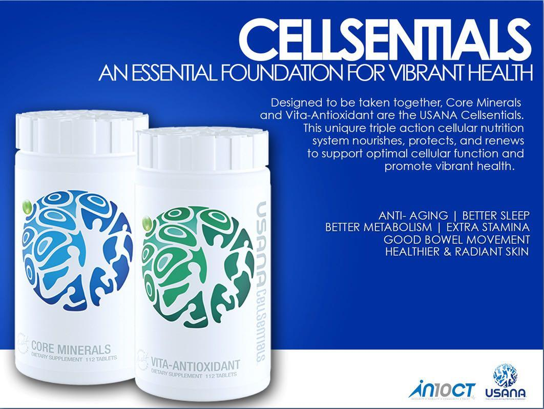 Usana Products (pre-order), Everything Else on Carousell