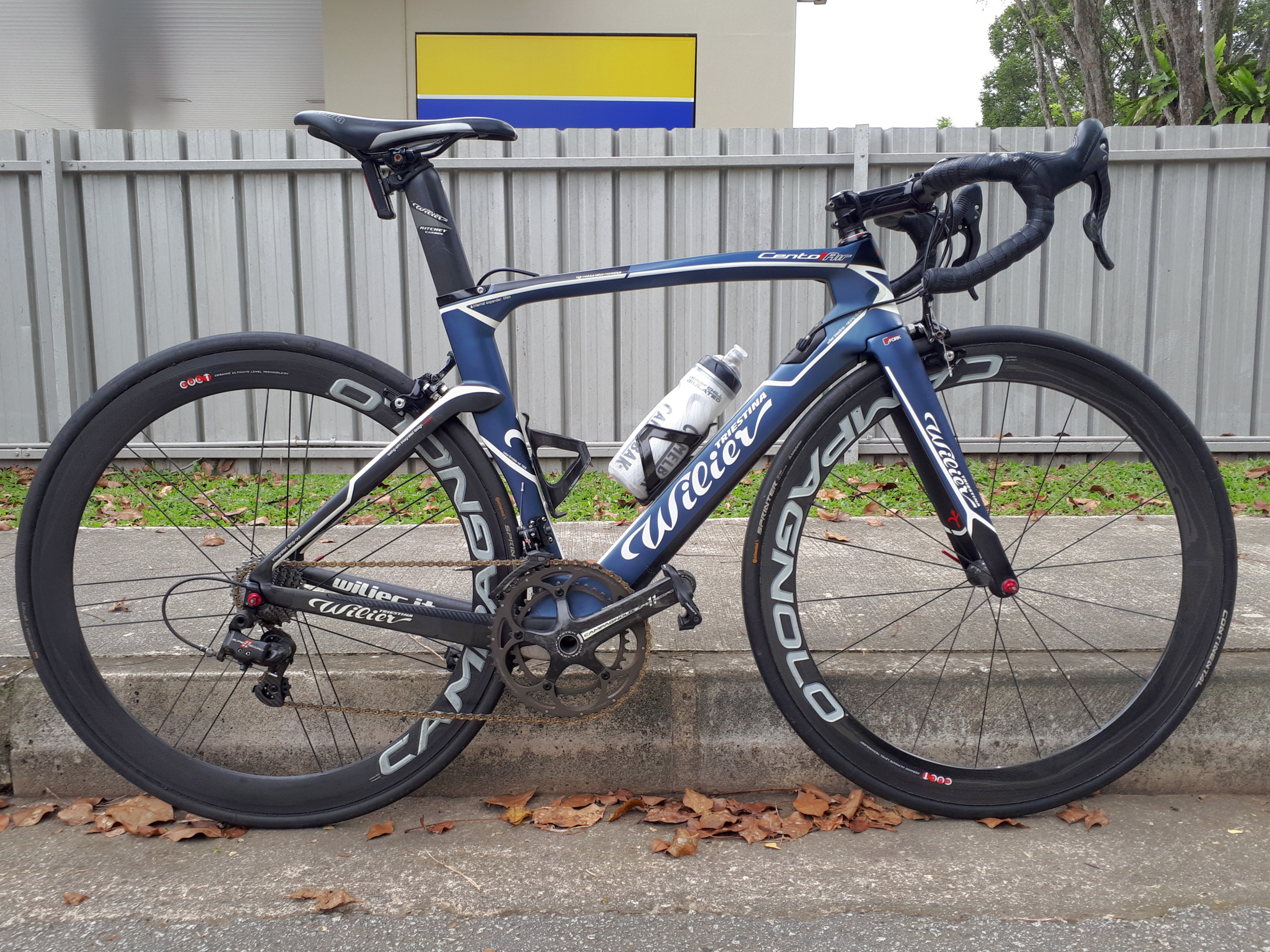 e56cfd4275a Wilier cento 1 air, Bicycles & PMDs, Bicycles, Road Bikes on Carousell