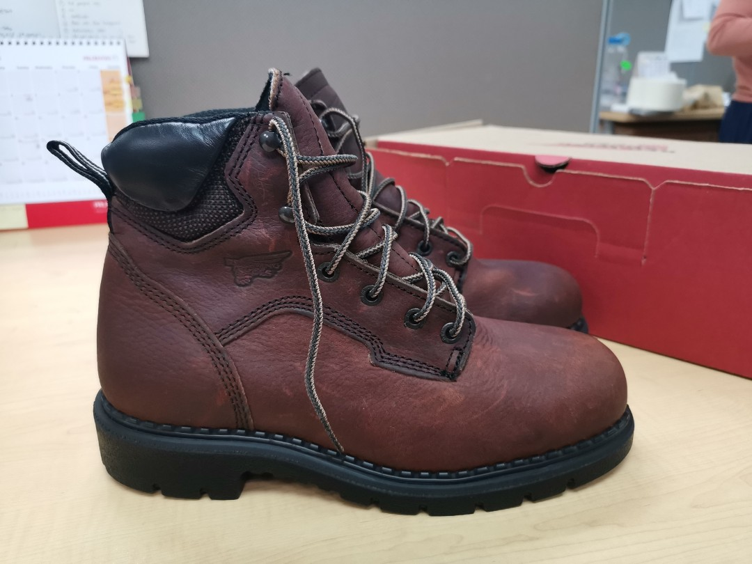Women's Red Wing Safety Shoes, Women's