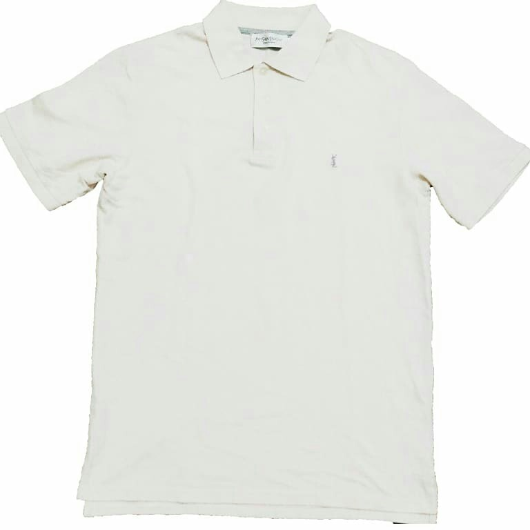 256f1c15112 YSL Polo Shirt (Yves Saint Laurent), Men's Fashion, Clothes, Tops on ...