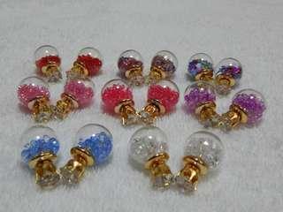 Korean earrings *X'mas gift*