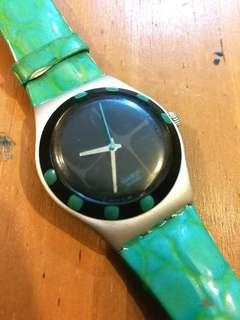 Preloved Swatch Watch Working Condition