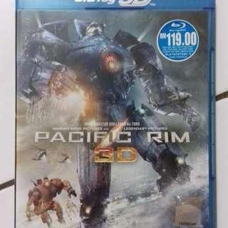 Pacific Rim 3D Bluray Disc #BlackFriday100
