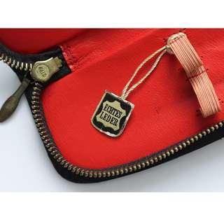 50年代 萬寶龍真皮筆袋 Montblanc Leather Pen Pouch from 1950s