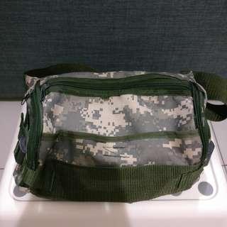 Pouch Sling Bag Digital Camo