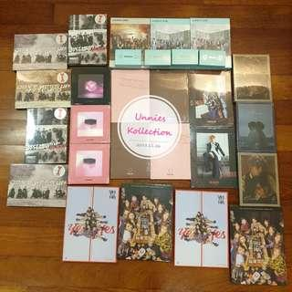 Kpop Albums arrival from Korea