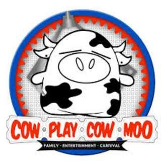 COW PLAY COW MOO TICKETS