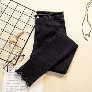 PO: Plus size denim jeans