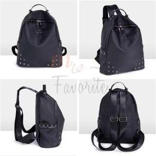 READY STOCK💕 Fashion Backpack Travel Beg Shoulder Bag Casual Bag Pack