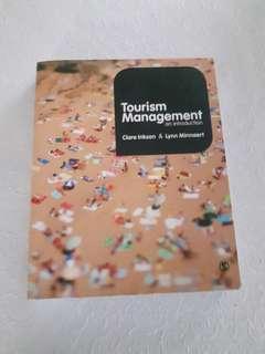 Tourism management an introduction