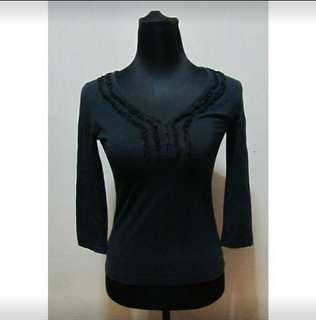 Esprit Black 3/4 Blouse