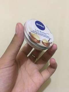 [NEW] nivea lip butter vanilla