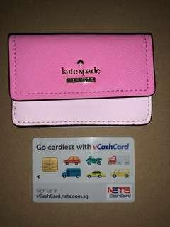 Kate Spade Mini Wallet in Sweet Pink