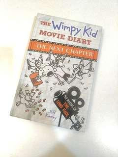 Wimpy Kid Movie Diary: the Next Chapter (The Making of the Long Haul) BRAND NEW Hardcover