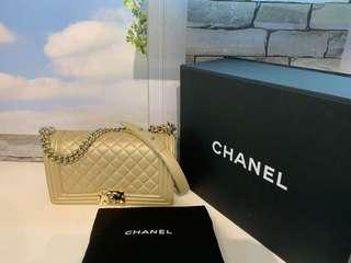 CHANEL LE BOY - Complete (Limited Edition)