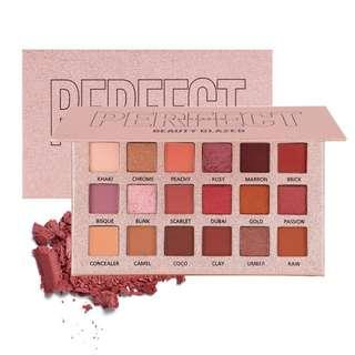 BEAUTY GLAZED Perfect Eyeshadow Palette